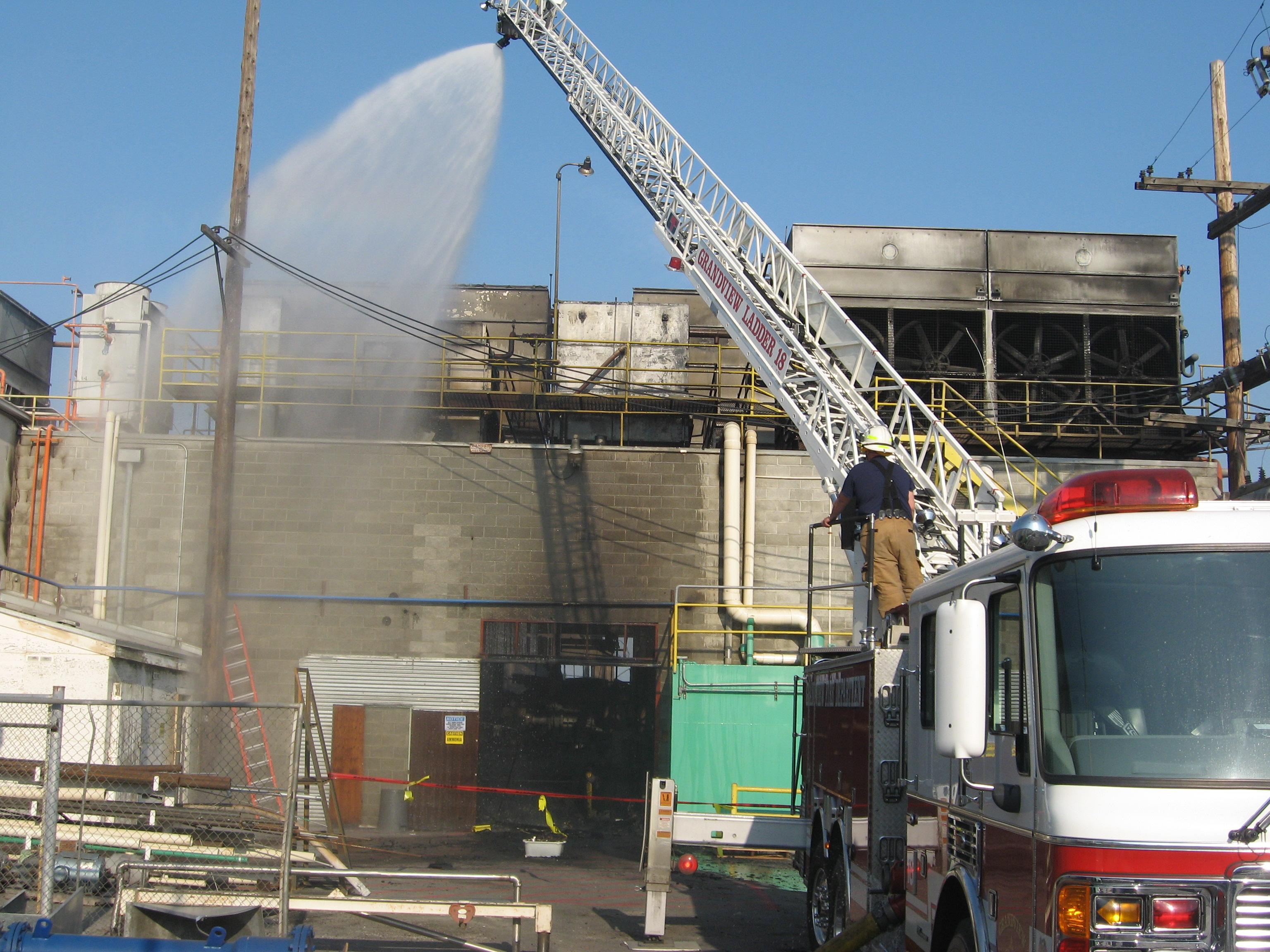 Anhydrous Ammonia Emergency Response | National Response ...